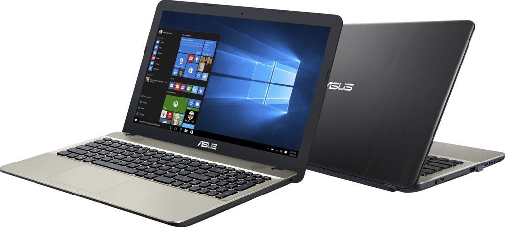 ASUS NB X541NA i3-6006U/4GB/1TB 5,4/15.6 HD AG/DVD/W10 Black&Gold