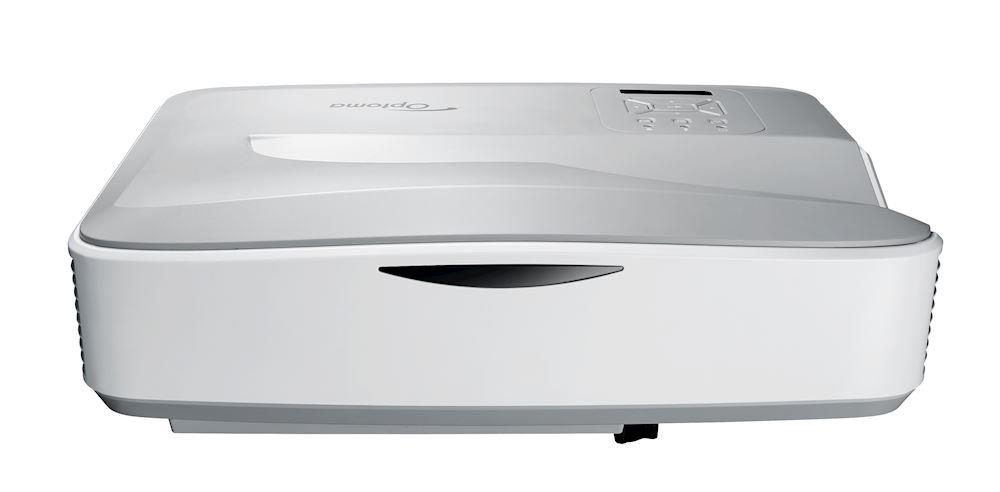 Optoma projektor HZ40UST (DLP, 1080p, FULL 3D, Laser, 4 000 ANSI, 2 500 000:1, 2xHDMI, 2xVGA, USB, 10W built-in speaker)