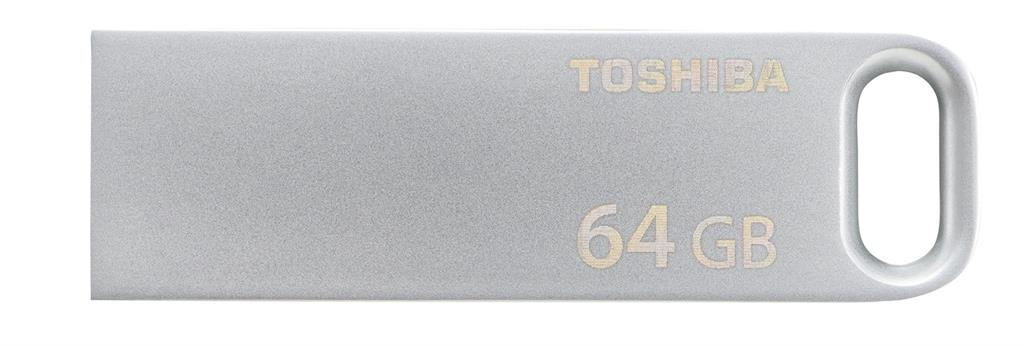 Toshiba flash USB U363 64GB USB 3.0 stříbrná
