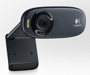 Logitech C310 HD Webcam Webová kamera