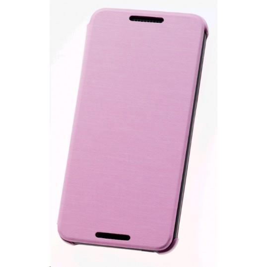 HTC HC V960 flipové pouzdro pro Desire 610, růžové