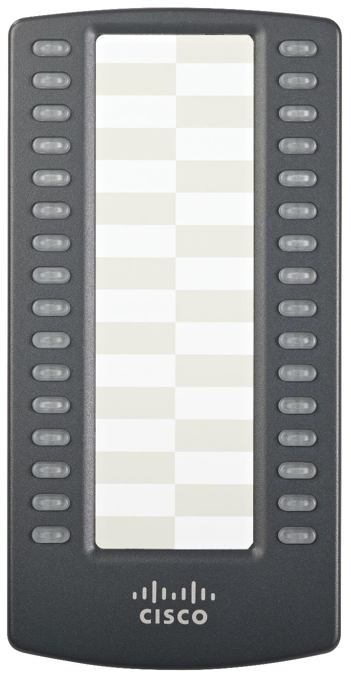 Cisco 32 Button Attendant Console for Cisco SPA500 Family Phones