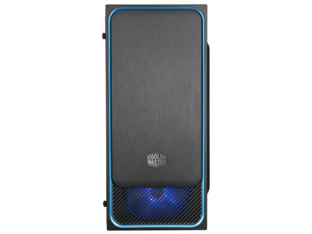 Cooler Master PC skříň MASTERBOX E500L modrá