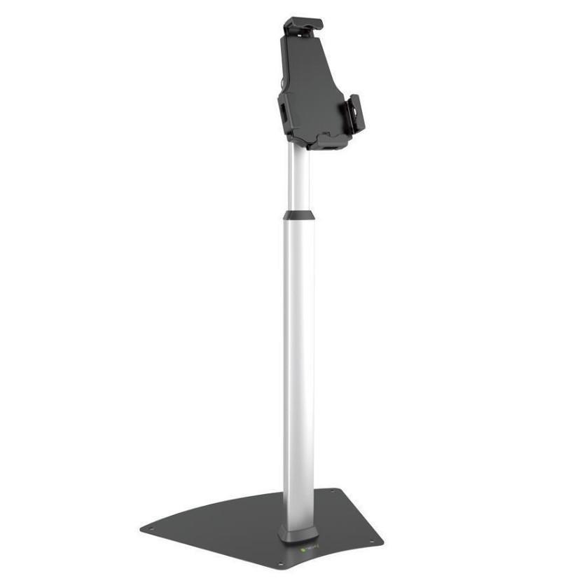 Techly Univerzální podlahový stojan pro iPad a tablety 7.9''-10.1'' se zámkem
