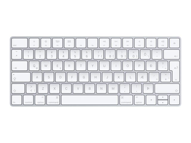Magic Keyboard Nordic Bluetooth - International Noridc/English