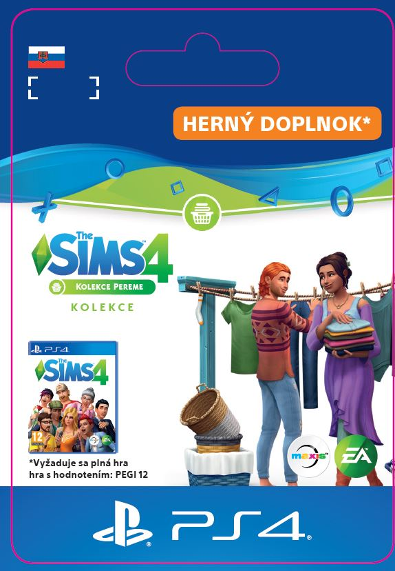 ESD SK PS4 - The Sims™ 4 Laundry Day Stuff