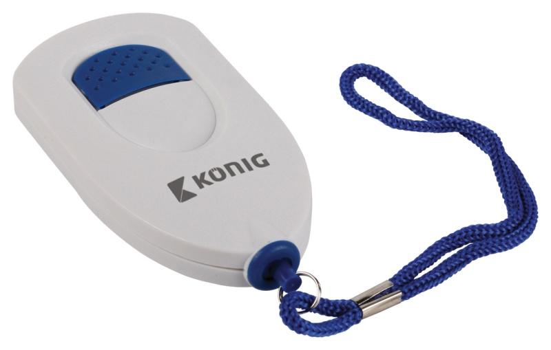 KÖNIG osobní alarm SAS-APS10, 130 dB