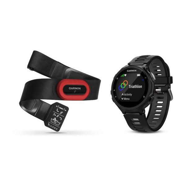 Garmin Forerunner 735XT HR Run Black
