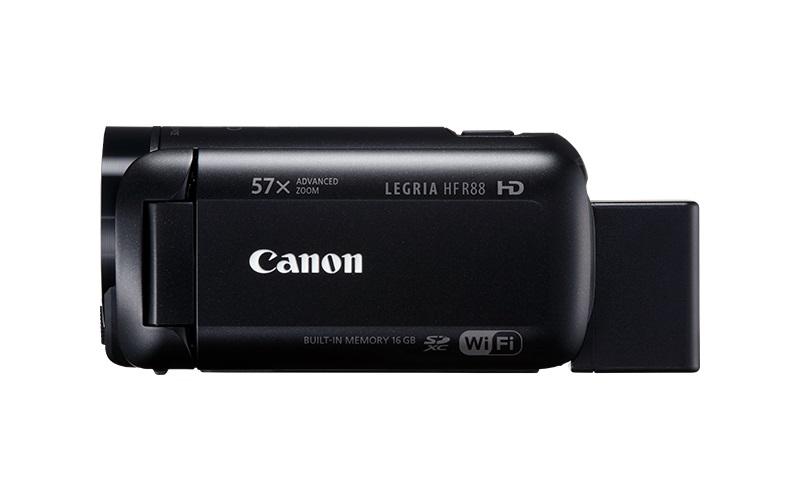 Canon LEGRIA HF R88 BK