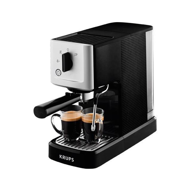Kávovar Krups XP3440 Calvi   černý