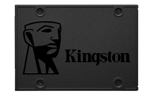 120GB SSD A400 Kingston SATA3 2.5 500/320MBs