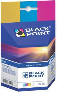 Ink cartridge Black Point BPH338/343 | DUOPACK (CMYK) | 0 ml | HP SD449EE