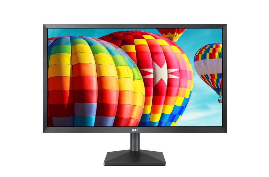 LG Monitor LCD 22MK430H-B 22'', IPS, FullHD, HDMI, D-SUB