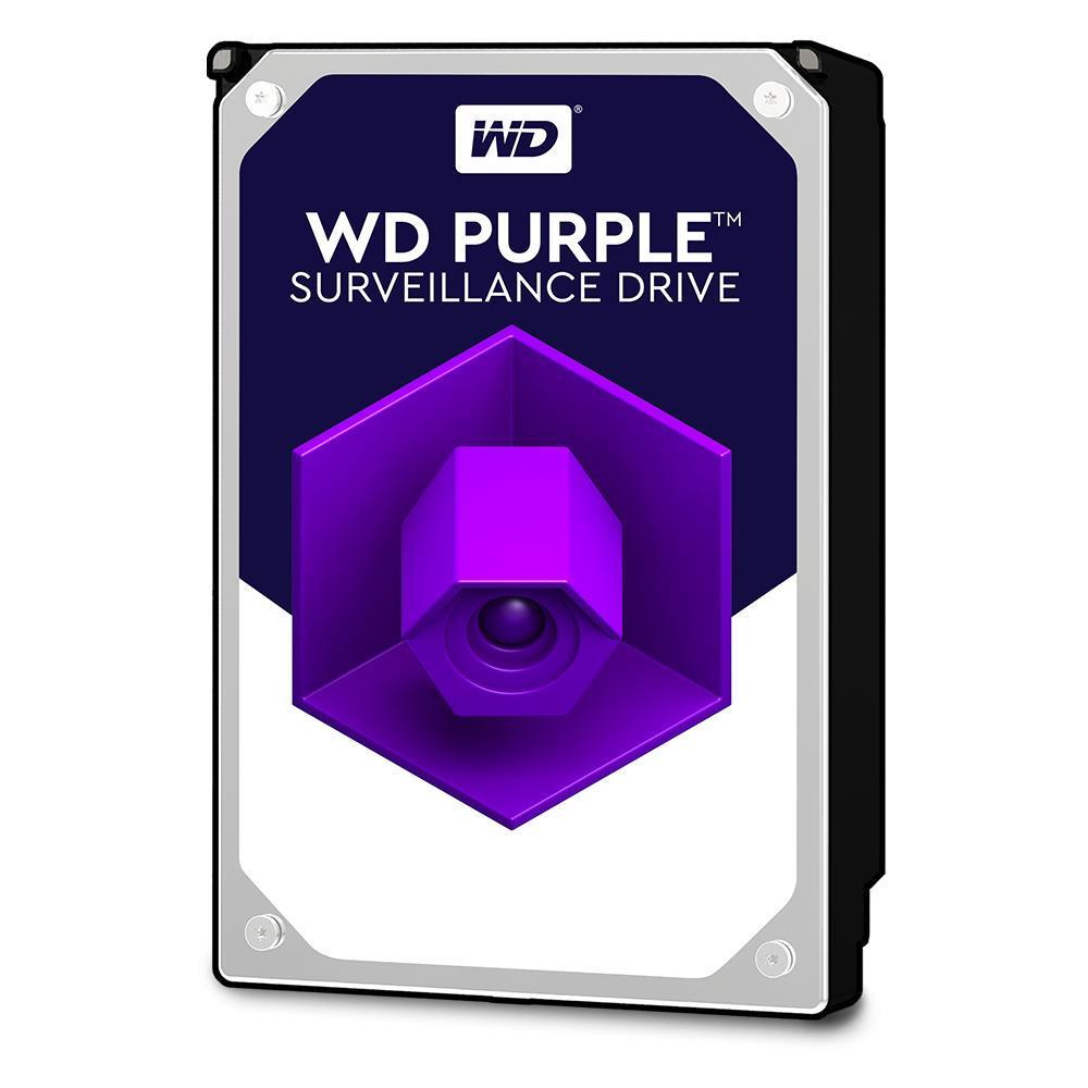 WD PURPLE WD101PURZ 10TB SATA/600 256MB cache, Low Noise