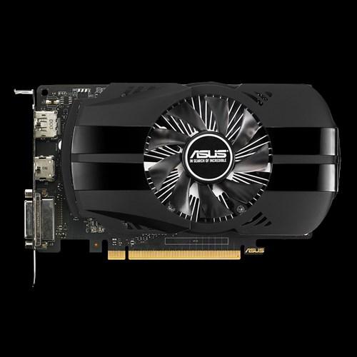 ASUS GeForce GTX 1050 Phoenix, 3GB GDDR5, DVI-D, HDMI 2.0, Regular DP
