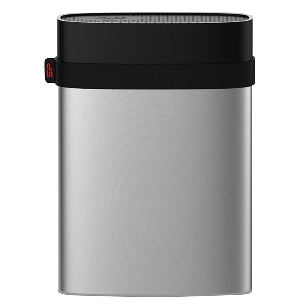 Silicon Power externí HDD Armor A85 2.5'' 2TB USB 3.0, IP68, černá
