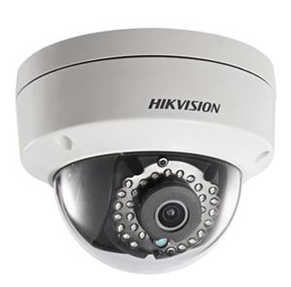 Hikvision IP dome kamera - DS-2CD2142FWD-IWS/4, 4MP, 2688×1520, 20fps, IP66, 30m IR, IRcut, WiFi, obj. 4mm, SD, PoE