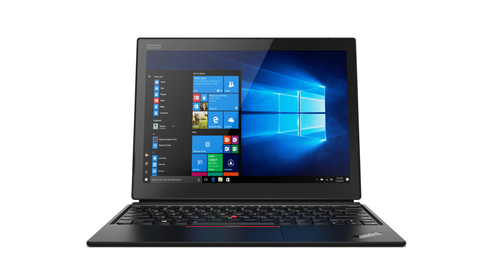 TP X1 Tablet 3rd 13QHD+/i5-8250U/8G/256/4G/W10P