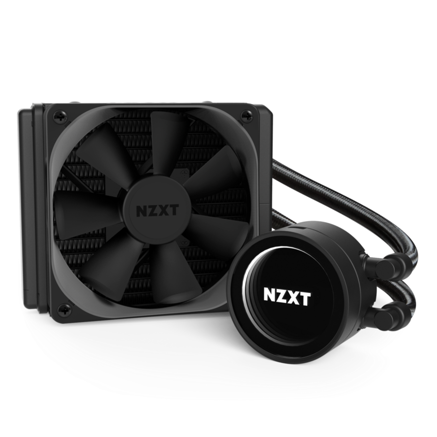 NZXT vodní chladič Kraken M22 / 1x120mm fan / LGA 2011-3/1366/1156/1155/1150/FM2/FM1/AM4/AM3+/AM3/AM2+/AM2/TR4 / 3 roky