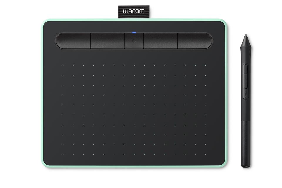 Wacom Intuos S Bluetooth Pistachio
