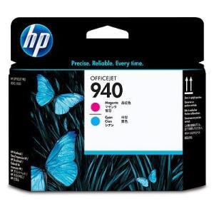 HP C4901A Tisk. hlava No.940 pro OJ Pro 8000, Magenta+Cyan