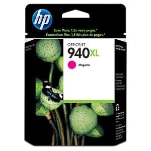 HP 940 XL - purpurová inkoustová kazeta, C4908AE