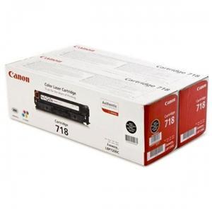 Canon toner CRG-718BK 2-pack/ LBP-7200/ 7660/ 7680/ MF-80x0/ MF724 / Černé
