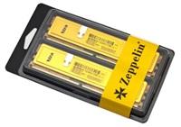 EVOLVEO Zeppelin, 8GB 1333MHz DDR3 CL9, GOLD, box (2x4GB KIT)