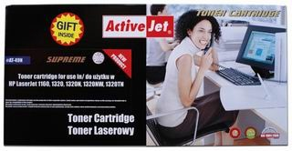 Toner ActiveJet AT-49N | Black | 3200 str. | HP Q5949A