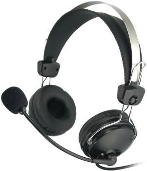Sluchátka s mikrofonem A4-Tech EVO Vhead 7