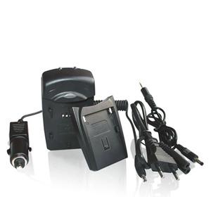 WHITENERGY 06358 Whitenergy Nabíječka pro Kodak K5001 800mA s výměnným adaptérem