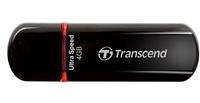 TRANSCEND Flash Disk 4GB JetFlash®600, USB 2.0 (R:20/W:10 MB/s) černá/červená