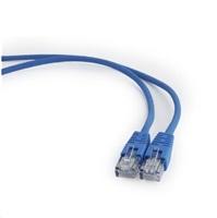 Gembird Patch kabel RJ45, cat. 5e, UTP, 3m, modrý