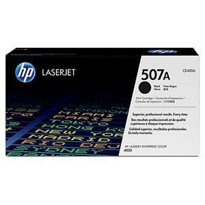 HP CE400A Toner 507A pro CLJ M551, M570, M575, (5500str), Black