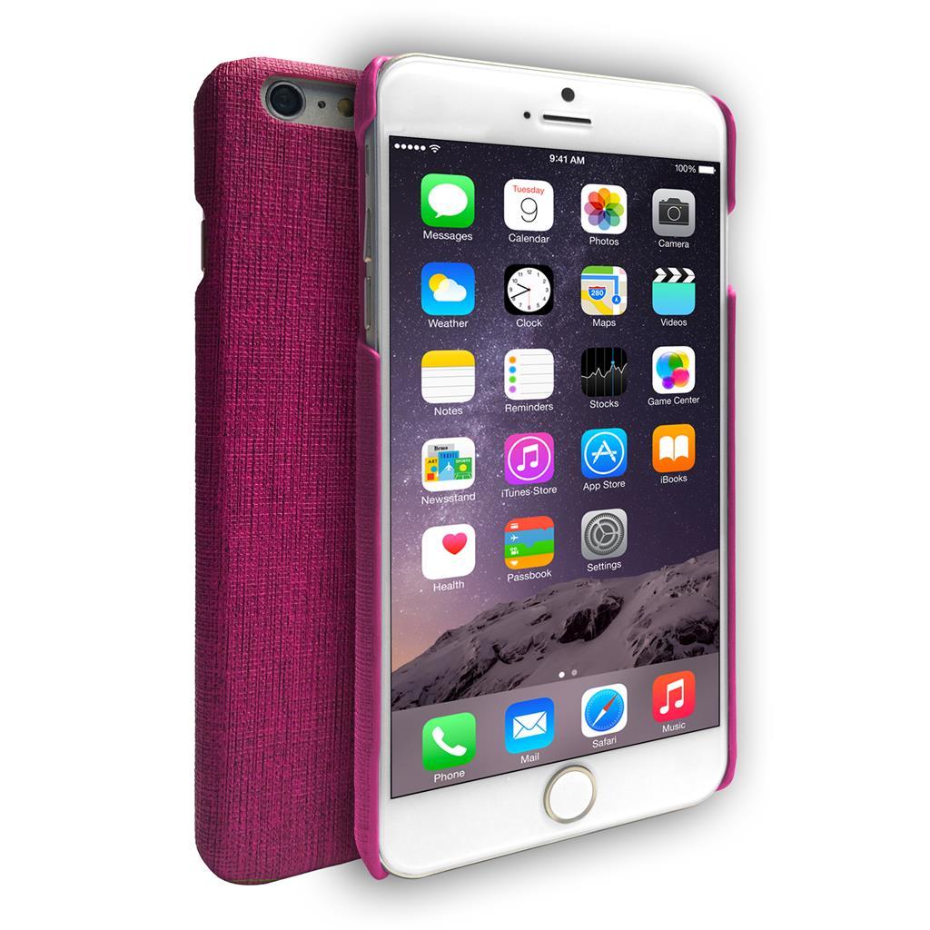 Patriot pouzdro pro iPhone® 6 růžové