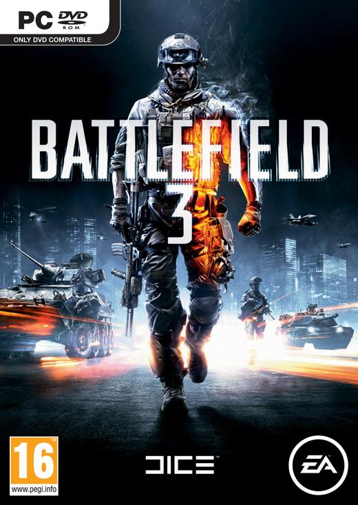 BATTLEFIELD 3 CZ/SK PC