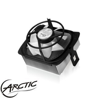 CPU chladič Arctic Alpine 64 GT, socket AMD