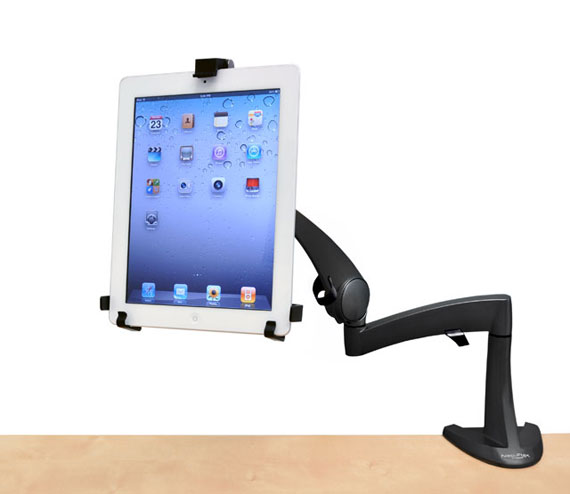 ERGOTRON Neo-Flex® Tablet Arm, universální držák na tablet, E-book