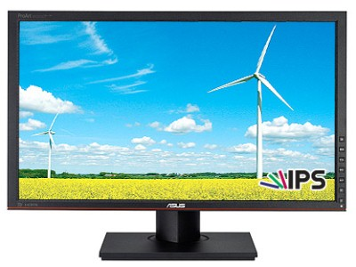 "23"" LED ASUS PA238Q - Full HD, 16:9, HDMI, DVI, VGA, DP"