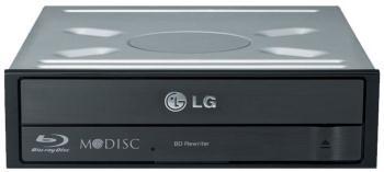 HITACHI LG - interní mechanika BD-W/CD-RW/DVD±R/±RW/RAM/M-DISC BH16NS40, Black, bulk bez SW