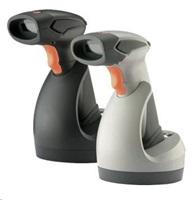 Zebex Z-3191BT bezdrátová ruční laserová čtečka se stojánkem, USB, černá Z-3191BT-UB