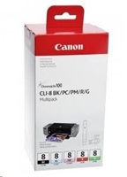Canon cartridge CLI-8 BK/PC/PM/R/G Multi Pack