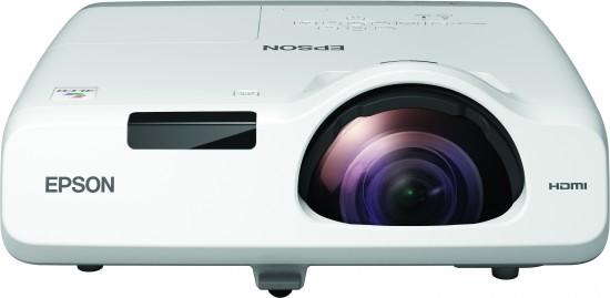 EPSON projektor EB-530, 1024x768, 3200ANSI, HDMI, VGA, LAN, SHORT, 10.000h ECO životnost lampy, REPRO 16W