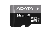 ADATA Premier micro SDHC karta 16GB UHS-I U1 Class 10 + USB micro čtečka