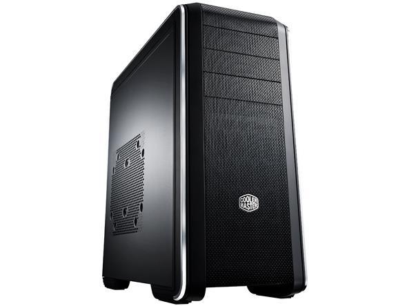Cooler Master PC skříň 690 III Advanced, USB3.0, černá (bez zdroje)