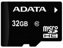 ADATA Premier micro SDHC karta 32GB UHS-I U1 Class 10 + USB micro čtečka