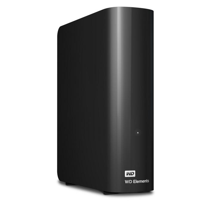 Western Digital Elements 3TB, USB 3.0, WDBWLG0030HBK-EESN
