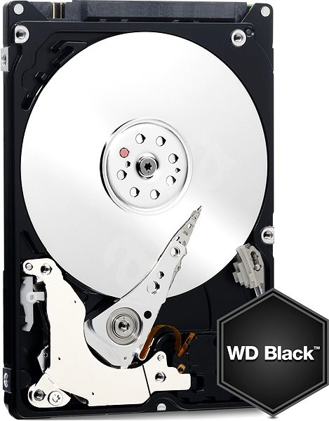 """WD SCORPIO BLACK WD5000LPLX 500GB SATA/600 32MB cache, 2.5"""" AF, 7mm"""
