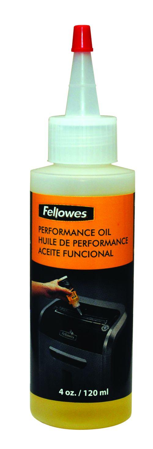 Fellowes Olej pro skartovací stroje 120 ml