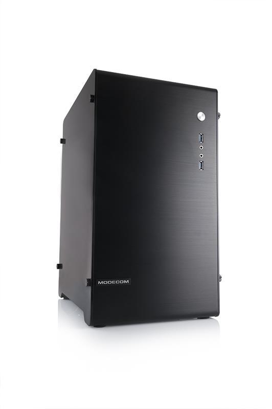 MODECOM PC skříň ALFA M1 / bez zdroje